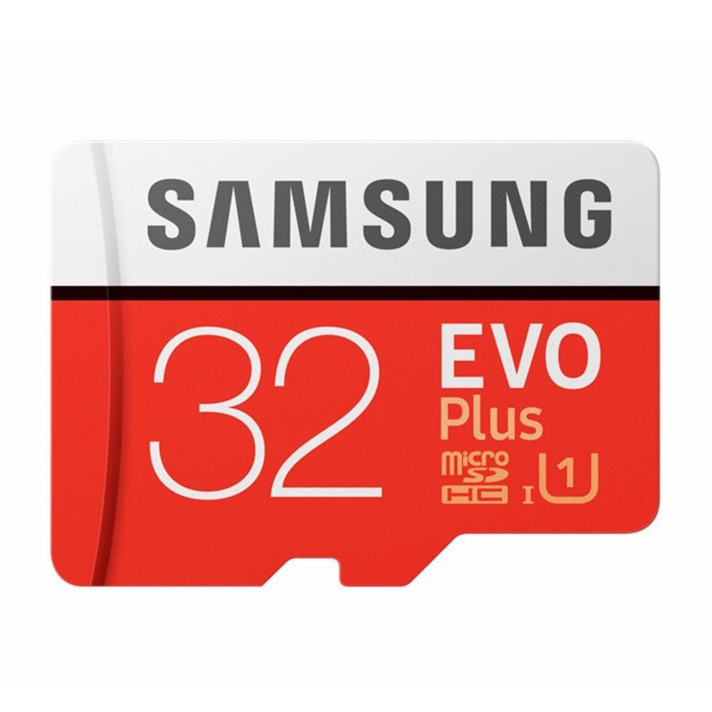 Samsung Evo Plus 32GB Micro SD Card SDHC UHS-I 95MB/s Mobile Phone TF Memory Card