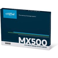 "Crucial SSD 500GB MX500 Internal Solid State Drive Laptop 2.5"" SATA III 560MB/s"