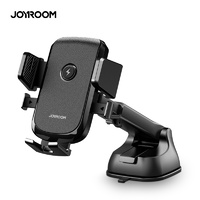 Car Phone Holder Joyroom Wireless Charger 15W mechanical locking off load anti shake