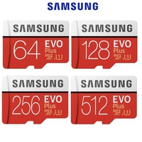 Samsung Evo Plus Micro SD Card SDXC UHS-I U3 4K Mobile Phone TF Memory Card