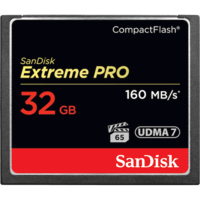 SanDisk Extreme Pro 32GB CF Card Compact Flash 160MB/s Camera DSLR Memory Card SDCFXPS-032G