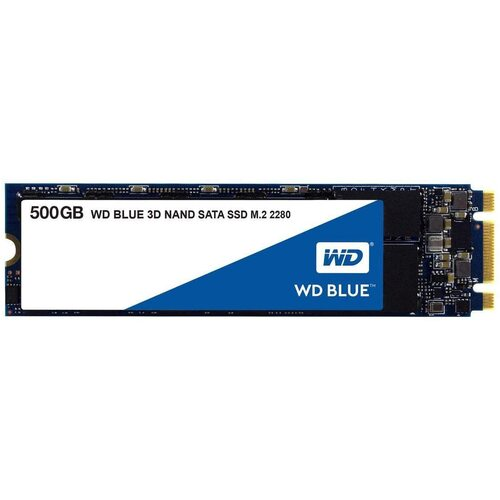 WD Blue SSD 250GB Western Digital Internal Solid State Drive Laptop 3D Nand M.2 SATA III 545MB/s